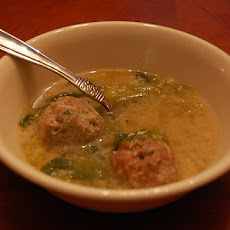 Florentine Wedding Soup