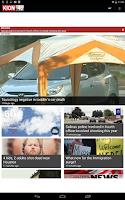 Screenshot of KION Central Coast News
