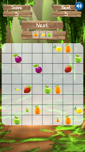 Fruit Lines - screenshot
