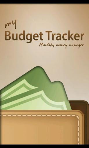 My Budget Tracker