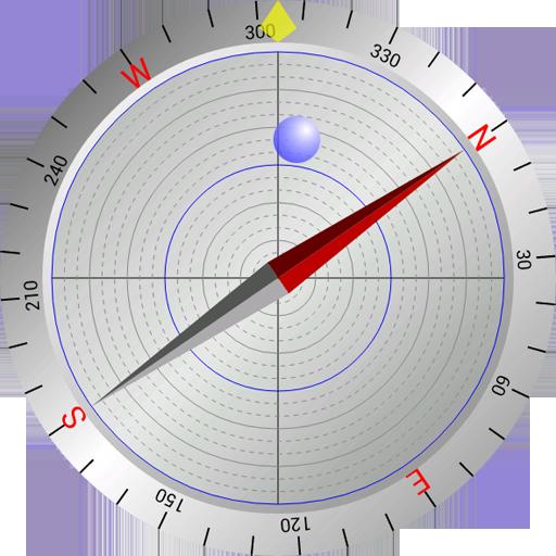 圓盤水平儀 工具 App LOGO-APP試玩