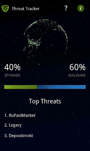 mobile-threat-tracker for android screenshot