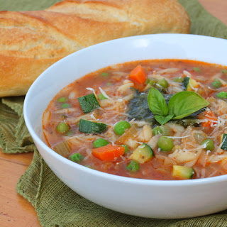 Summer Vegetable Soup Recipes