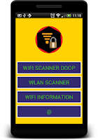 Screenshot of WIFI PASSWORD ACCESS FREE