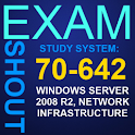 ExamShout: 70-642 icon