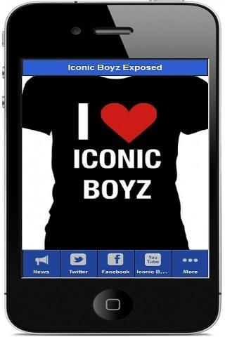 【免費娛樂App】Iconic Boyz Exposed-APP點子