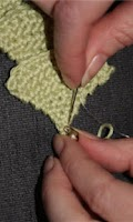 Screenshot of Crochet Tree and Wreath