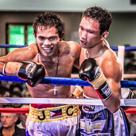 Thanks to the Crowd by Michael Jones - Sports & Fitness Boxing (  )