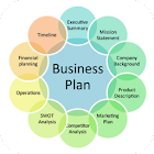 Business Plan App icon