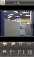 Screenshot of iWatch DVR II
