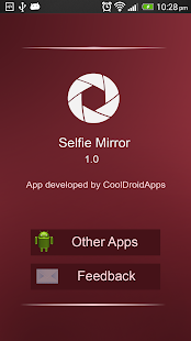 Selfie Mirror - screenshot