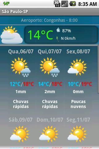 今すぐ天気