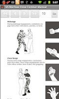 Screenshot of US Marines Close Combat Manual
