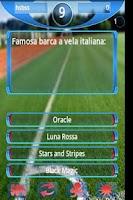 Screenshot of Chi vuol essere sportivo