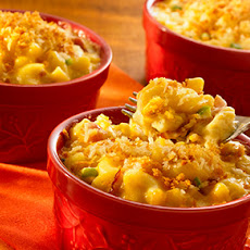 Bacon and Jalapeño Mac & Cheese