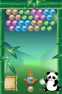 Bubble Panda Pop - screenshot