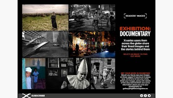Screenshot of Fujifilm X Magazine