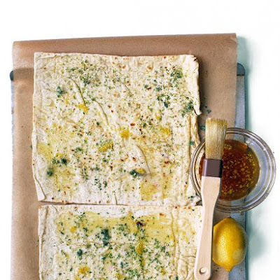 Seasoned Flatbread