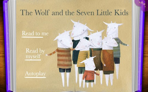 The Wolf and The Seven Little - screenshot