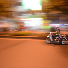 by Bagus Wijaya - Transportation Motorcycles