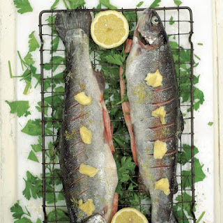 Fresh Trout Salad Recipes