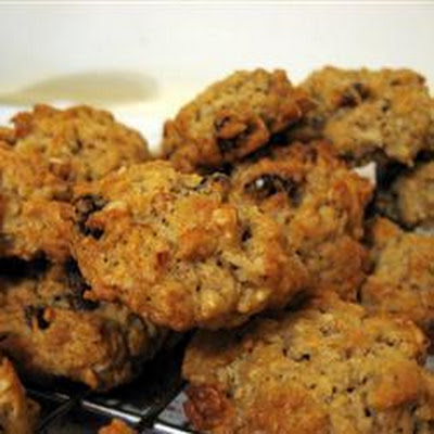 Dairy-Free Oat and Coconut Cookies