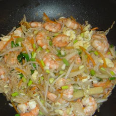 Hot & Spicy Chicken (Shrimp) Fried Rice