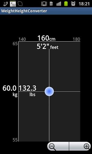 免費工具App|Weight Height Converter Free|阿達玩APP