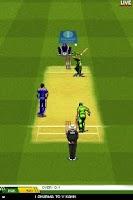 Screenshot of ICC World T20 WI 2010_480x800