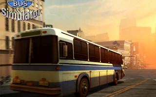 Screenshot of City Bus Driving 3D Simulator