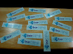 Barcamp Capgemini Stickers, Tarun Chandel Photoblog