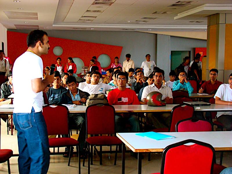 PHPCamp Pune Amit, Barcamp Tarun Chandel
