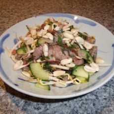 Thai Grilled Beef Salad