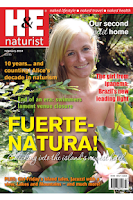 Screenshot of H&E naturist