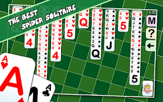 Screenshot of Best Spider Solitaire
