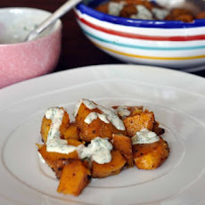 Cardamom-Roasted Butternut Squash