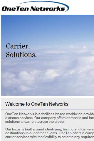 One Ten Communications