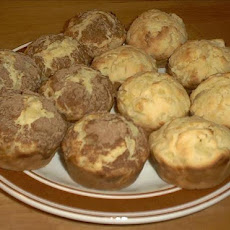 Diet Pineapple Muffins