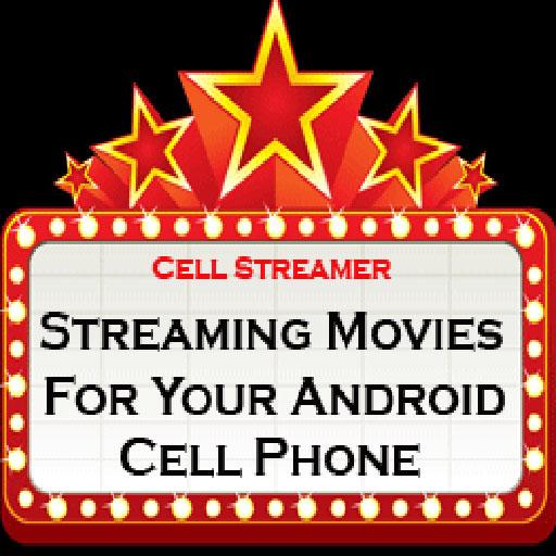 娛樂必備App|Cell Streamer Streaming Movies LOGO-綠色工廠好玩App