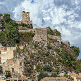 Norman Castle by Gabriel Catalin - City,  Street & Park  Historic Districts