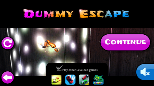 Dummy Escape - screenshot