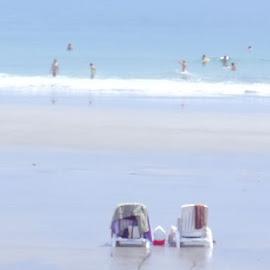 by Rachelle MacDonald - Landscapes Beaches