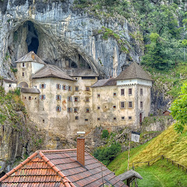 Predjama Castle by Cristian Peša - Buildings & Architecture Public & Historical