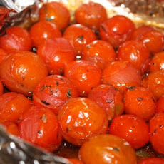 Roasted Cherry or Grape Tomatoes
