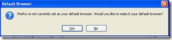 Setting Your Default Browser in Windows
