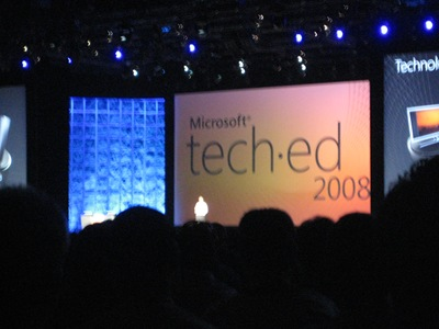 Bill Gates at TechEd