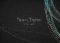 telerikTrainer