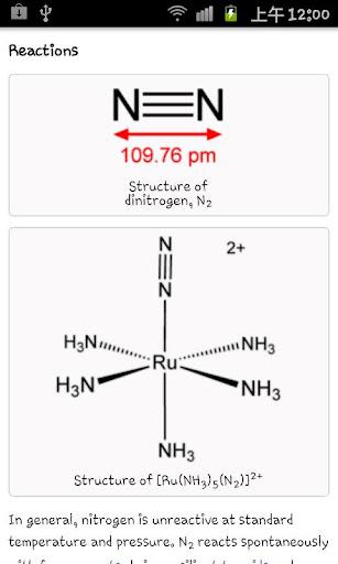 玩書籍App|화학 요소 - 프로免費|APP試玩