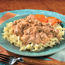 Campbell's Kitchen Mexican Stroganoff