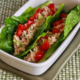 Tuna Salad Lettuce Wraps Recipes